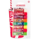 Lip Smacker Coca Cola Mix set cosmetice VII.