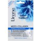 Lirene Dermal Therapy Mezo-Collagen maska oczyszczająca z peelingiem o działaniu odmładzającym 2 x 6 ml