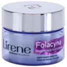 Lirene Folacyna 70+ mélyen helyreállító krém SPF 15  50 ml