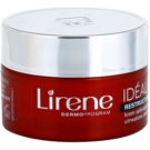 Lirene Idéale Restructure 45+ crema de noche reafirmante y antiarrugas   50 ml