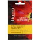 Lirene Masks and Peeling máscara iluminadora para rejuvenescimento da pele 8 ml