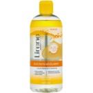 Lirene Micel Pure Nutri dwufazowa woda miceralna z olejkiem rycynowym  400 ml