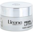 Lirene Pearl Lifting денний омолоджуючий крем з властивостями сироватки 45+ SPF 15 50 мл