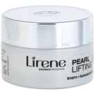 Lirene Pearl Lifting Regenerating Night Cream with Serum Effect 45+ 50 ml