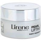 Lirene Pearl Lifting ser crema de noapte cu efect regenerator 45+  50 ml