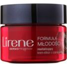 Lirene Youthful Formula 45+ nočný revitalizačný krém proti vráskam (With Black Pearl) 50 ml