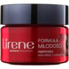 Lirene Youthful Formula 55+ noční regenerační a protivráskový krém (With Black Pearl) 50 ml