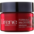 Lirene Youthful Formula 65+ crema intens regeneratoare de noapte (With Black Pearl) 50 ml