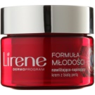 Lirene Youthful Formula 35+ Anti - Wrinkle Day Cream With Moisturizing Effect SPF 6  50 ml
