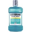 Listerine Cool Mint Mundwasser für frischen Atem  1500 ml