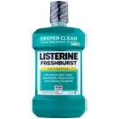 Listerine Fresh Burst enjuague bucal con efecto antiplaca  1500 ml