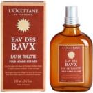 L'Occitane Eav des Baux Eau de Toilette for Men 100 ml