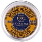 L'Occitane Karité BIO 100% unt de shea pentru piele uscata (100 % Pure Shea Butter) 10 ml