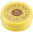 L'Occitane Shea Butter легкий крем для тіла з ваніллю  100 мл