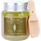L'Occitane Verveine Hautpeeling mit Salz  400 g