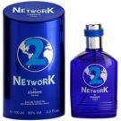 Lomani Network Blue Eau de Toilette for Men 100 ml