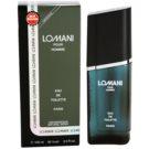 Lomani Pour Homme Eau de Toilette para homens 100 ml