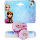Lora Beauty Disney Frozen Thin Hair Elastics (Pink) 2 pc