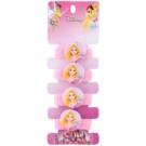 Lora Beauty Disney Locika Hair Elastics (Pink) 4 pc