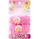 Lora Beauty Disney Locika Thick Hair Elastics (Pink) 2 pc