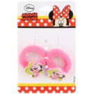 Lora Beauty Disney Minnie Hair Elastics (Pink) 2 pc