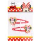 Lora Beauty Disney Minnie Hair Pins (Red) 2 pc