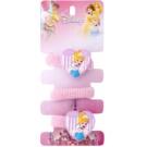 Lora Beauty Disney Cinderella Hair Elastics In Heart Shape (Pink) 3 pc