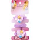 Lora Beauty Disney Cinderella Hair Elastics (Purple) 3 pc