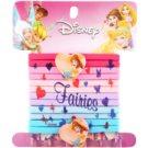 Lora Beauty Disney Princess Hair Elastics (Bella) 12 pc