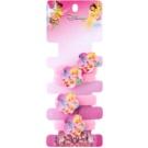 Lora Beauty Disney TinkerBell Hair Elastics (Pink) 4 pc