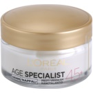 L'Oréal Paris Age Specialist 45+ денний крем проти зморшок (Firming Care) 50 мл