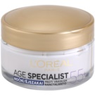 L'Oréal Paris Age Specialist 55+ Nachtcreme gegen Falten  50 ml