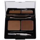 L'Oréal Paris Brow Artist Genius Kit Set für perfekte Augenbrauen Farbton Medium To Dark 3,5 g