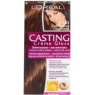 L'Oréal Paris Casting Creme Gloss barva na vlasy odstín 535 Chocolate 1 Ks