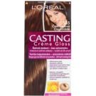 L'Oréal Paris Casting Creme Gloss Haarfarbe Farbton 535 Chocolate