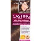 L'Oréal Paris Casting Creme Gloss barva za lase odtenek 415 Iced Chocolate