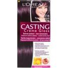 L'Oréal Paris Casting Creme Gloss barva za lase odtenek 316 Plum