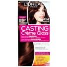 L'Oréal Paris Casting Creme Gloss barva za lase odtenek 454 Brownie
