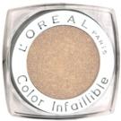 L'Oréal Paris Color Infaillible senčila za oči odtenek 002 Hourglass Beige 3,5 g