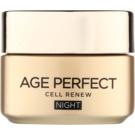 L'Oréal Paris Age Perfect Cell Renew crema de noapte pentru regenerarea celulelor pielii 50 ml