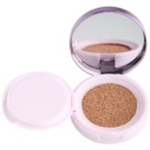 L'Oréal Paris Nude Magique Cushion maquillaje iluminador líquido en esponja tono 03 Vanilla (SPF 29) 14,6 g