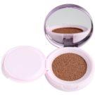 L'Oréal Paris Nude Magique Cushion rozjasňující tekutý make-up v houbičce odstín 06 Rose Beige (SPF 29) 14,6 g