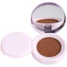 L'Oréal Paris Nude Magique Cushion rozjasňující tekutý make-up v houbičce odstín 11 Amber Gold (SPF 29) 14,6 g