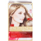 L'Oréal Paris Excellence Creme Haarfarbe Farbton 8,1 Ash Blonde