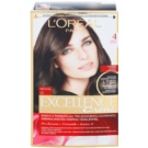 L'Oréal Paris Excellence Creme barva na vlasy odstín 4 Natural Dark Brown