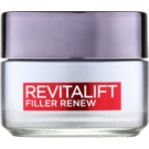 L'Oréal Paris Revitalift Filler Renew Anti-Falten Creme mit Hyaluronsäure (Replumping Care Anti-Ageing Day) 50 ml
