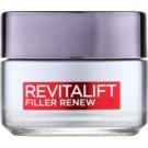 L'Oréal Paris Revitalift Filler Renew крем проти зморшок з гіалуроновою  кислотою  50 мл