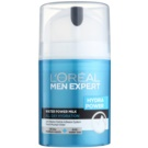 L'Oréal Paris Men Expert Hydra Power leche facial hidratante refrescante  50 ml
