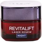 L'Oréal Paris Revitalift Laser Renew éjszakai krém a bőröregedés ellen  50 ml