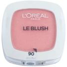 L'Oréal Paris Le Blush tvářenka odstín 90 Luminous Rose 5 g